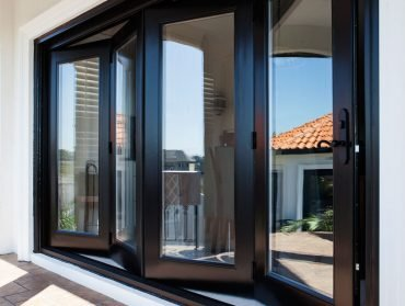 Transforming your patio entrance with BIFOLDING DOORS